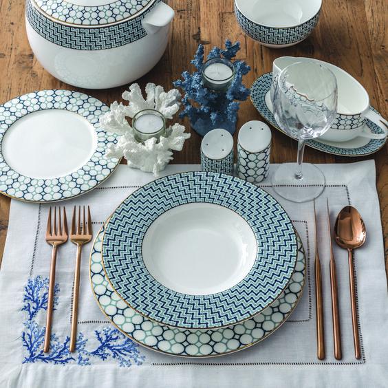 Mesa posta: como compor uma mesa elegante para seus convidados